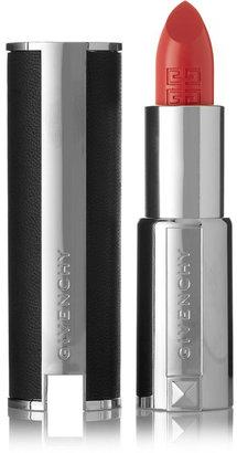 Givenchy Beauty - Le Rouge Intense Color Lipstick - Corail Décolleté 303 $36 thestylecure.com