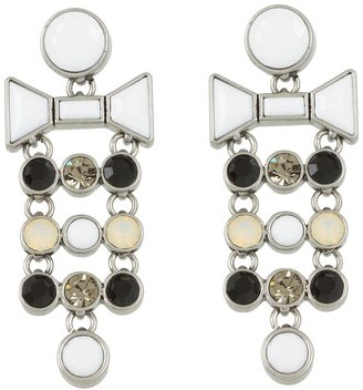 Marc by Marc Jacobs Tiered Bow Earring