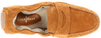 Cole Haan Sadie Deconstructed Shearling