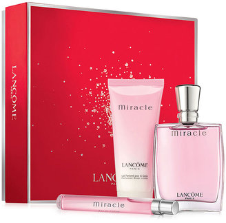 Lancôme Miracle Moments Fragrance Holiday Set