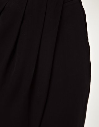 Asos Pants with High Waist and Soft Pleats