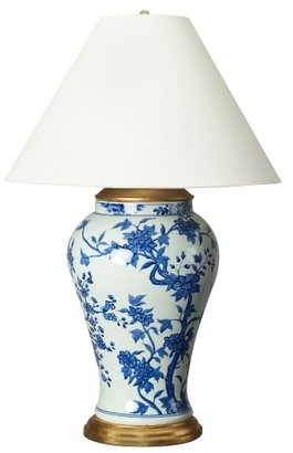 Ralph Lauren Blue Porcelain Table Lamp