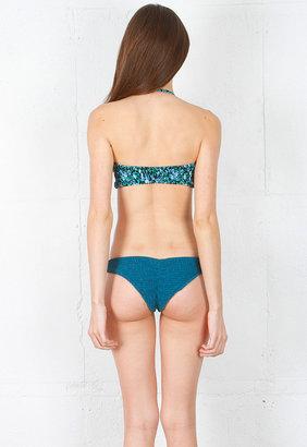 Singer22 Tori Praver Lily Bikini in Ocean