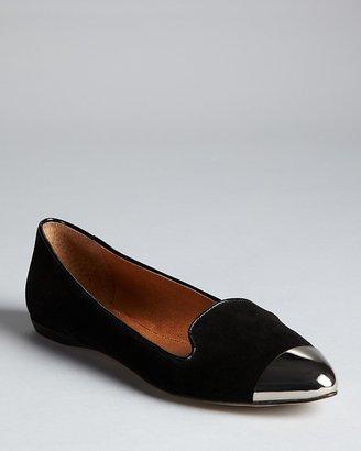 Dolce Vita DV Smoking Shoes - Lunna Captoe Flat