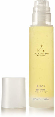 Aromatherapy Associates Relax Body Wash, 200ml - Colorless