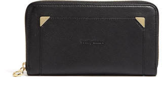 See by Chloe Black Daisy Zip-round Wallet