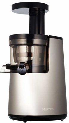 Elite Slow Juicer Model HH-SBB, Noble Silver with Cookbook
