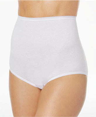 Vanity Fair Perfectly Yours Cotton Classic Brief 15318 $10 thestylecure.com