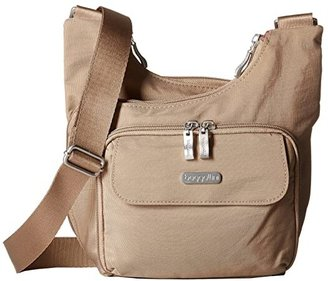 Baggallini Legacy Crisscross (Beach) Cross Body Handbags