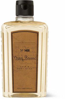C.O. Bigelow Bay Rum Hair & Body Wash, 295ml - Brown