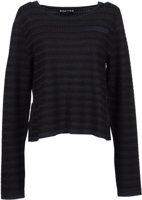 Rochas Long sleeve sweaters
