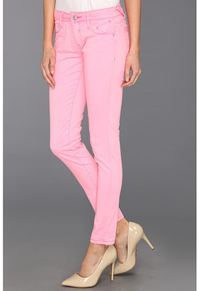Vigoss Skinny Jagger in Bright Pink