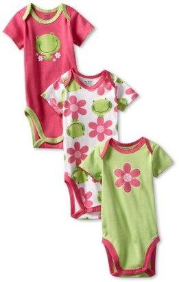 Gerber Baby-Girls Onesies Brand Comfy Fit Bodysuit