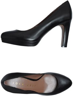 Lola Cruz Platform pumps