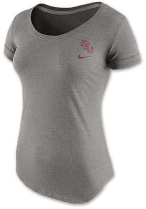 Nike Women's Florida State Seminoles College Scoop Triblend T-Shirt