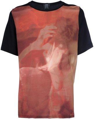 First Kiss Joseph Nigoghossian 'First Kiss' T-Shirt