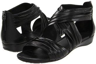 Ecco Bouillon Sandal (Black) - Footwear