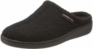 Haflinger Unisex AT Classic Hardsole Boiled Wool Hard Sole Slipper