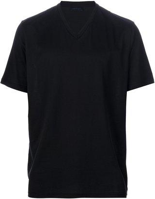 Lanvin stripe detail t-shirt