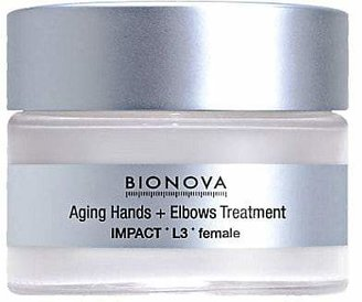 Bionova Women's Nano Skin Tech Aging Hands And Elbows Treatment (Level 3)