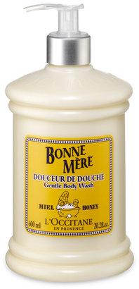 L'Occitane Bonne Mere Gentle Body Wash - Honey