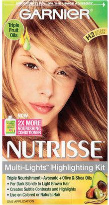 Garnier Nutrisse Nourishing Multi-Lights Highlighting Kit Blonde H2 (Toffee Swirl)