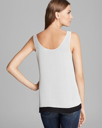 Vince Tank - Double Layer Silk