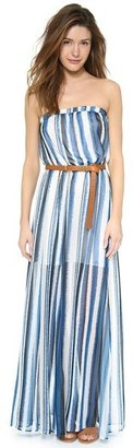 BB Dakota Danae Stripe Maxi Dress