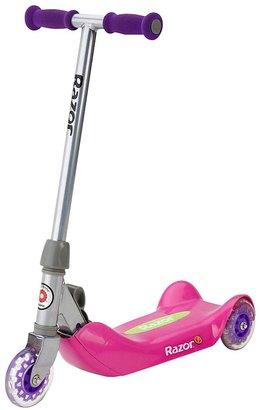 Razor Razor Jr. Folding Kiddie Kick Scooter - Pink