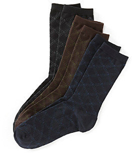 Relativity Basic Diamond Socks