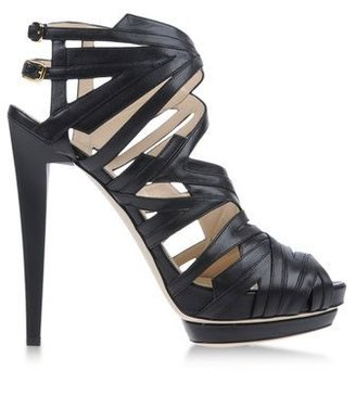 Burak Uyan Platform sandals