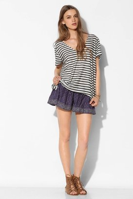 Urban Outfitters Ecote Starry Night Swing Short