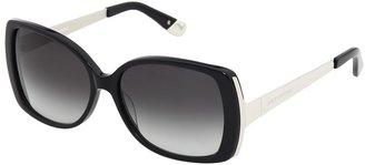 Juicy Couture Juicy 521/S (Black/Gray Gradient) - Eyewear