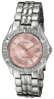 GUESS G75791M Stainless Steel Quartz Watch Watches