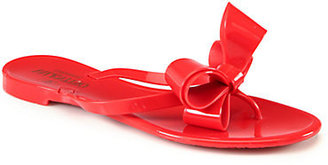 Valentino Bow Thong Sandals