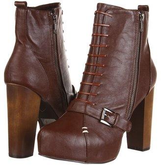C Label Mindy-4 (Brown) - Footwear
