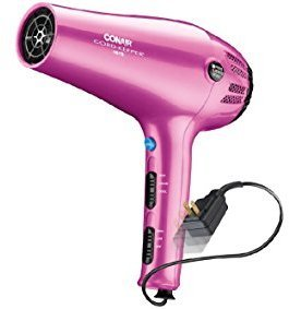 Conair 1875 Watt Cord-Keeper Hair Dryer $19.18 thestylecure.com