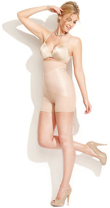 Spanx Star Power by Firm Control Lady Luxe High-Waist Girl Short 1682 (Only at Macy's)