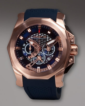 Orefici Watches Gladiatore Chronograph, Blue