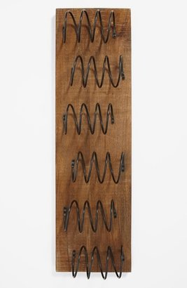 FORESIDE 'Stackn' Up' Spiral Wall Mount Wine Rack