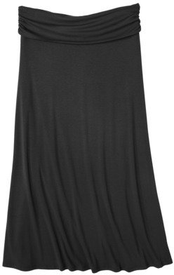 Merona Women's Plus-Size Convertible Knit Maxi Skirt - Assorted Colors