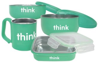 Thinkbaby The Complete Feeding Set - Teal