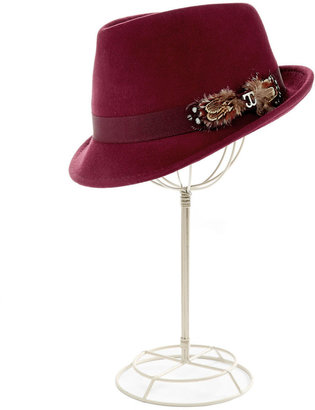 Scala Wool Fedora