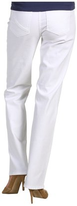 Not Your Daughter's Jeans Not Your Daughters Jeans - Hayden Straight Leg in Optice White (Optic White) - Apparel