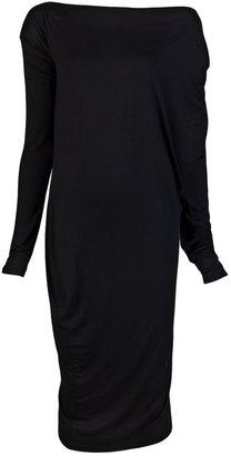 Vivienne Westwood Toga drape dress