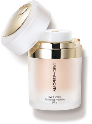 Amore Pacific Time Response Skin Renewal Foundation SPF 18