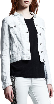 Rag and Bone Destroyed Jean Jacket, Bleach Out