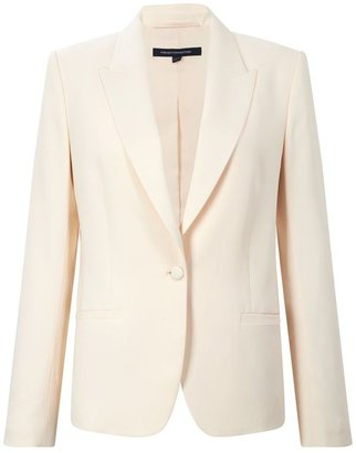 French Connection Stella Jacket, Cream