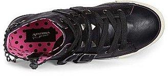 Arizona Alanis Buckle High-Top Sneakers