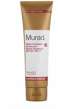 Murad Water Resistant Sunscreen Broad Spectrum SPF30 | PA+++ 130ml